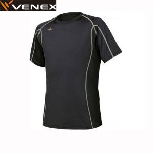 リチャージショートスリーブ メンズ 【VENEX】ベネクス リカバリーウェア (6401-0422 0522 2322)|pitsports