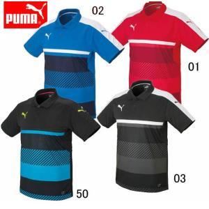 TWV ポロシャツ(メンズ) 【PUMA】プーマ ●サッカーウエア (654887)|pitsports