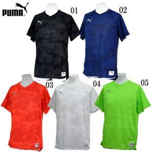 PUMA FTBLNXT カジュアル SS AOP グラフィックシャツ  ftblNXTコレクション...