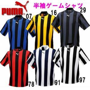 半袖ゲームシャツ 【PUMA】プーマ ● サッカー ゲームシャツ (862175)