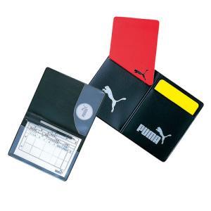 レフェリーカードケース  PUMA プーマ レフリー (880699-01) pitsports