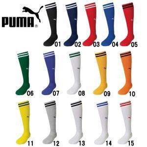 JR サッカーストッキング  PUMA プーマ ジュニアサッカーソックス (901394)|pitsports
