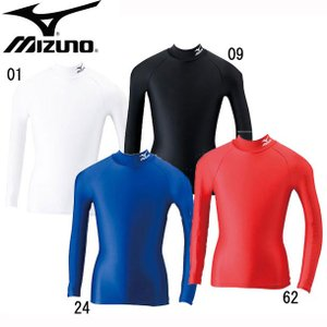バイオギアシャツ(Jr. ハイネック長袖)  MIZUNO  シャツ (A35BS350) pitsports