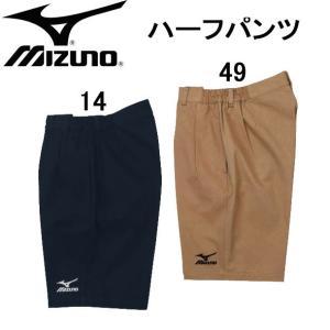 綿パンツ(ハーフ)  MIZUNO ミズノ トレーニングウェア ハーフパンツ 15SS (A60AP250) pitsports
