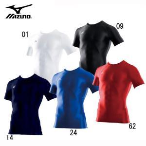 バイオギアシャツ(丸首半袖)  MIZUNO  シャツ (A60BS356) pitsports
