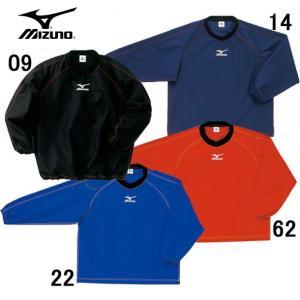 タフブレーカーシャツ 【MIZUNO】ミズノ ●トレーニングウェア 15SS (A60WS820)|pitsports