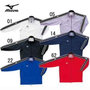 ウインドブレーカーシャツ  MIZUNO ミズノ シャツ (A60WS830) pitsports