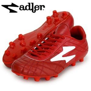 トレド MS adler アドラー サッカースパイク17AW(AD107-RED/WHITE)|pitsports