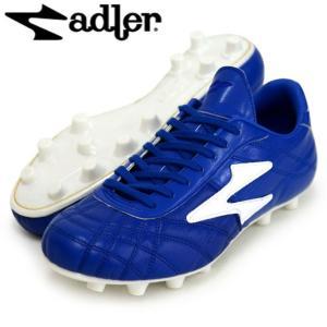 トレド MS adler アドラー サッカースパイク17AW(AD107-BLUE/WHI)|pitsports