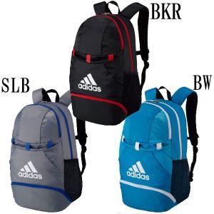 ボール用デイパック adidas アディダス ボールケース・リュック18SS(ADP28BKR/SLB/BW)|pitsports