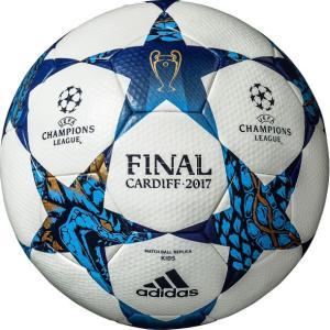 UEFAチャンピオンズリーグ16-17 フィナーレカーディフ キャピターノ【adidas】アディダス 4号球 サッカーボール 17SS(AF4400CA)|pitsports
