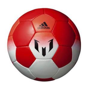 メッシ 5号球【adidas】アディダス 5号球 サッカーボール17SS(AF5623ME)