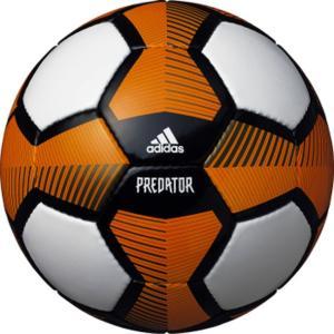 プレデター グライダー 5号球 adidas アディダス 5号球 サッカーボール18SS(AF5637BKO)|pitsports
