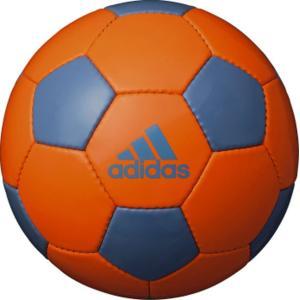 EPP グライダー5号球 オレンジ色 adidas アディダス 5号球 サッカーボール18SS(AF5641OB)|pitsports