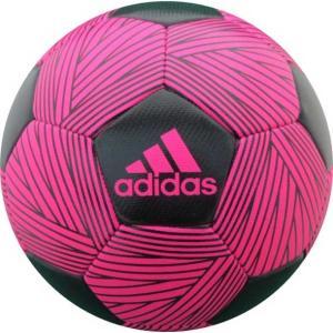 ネメシス ハイブリッド ピンク 5号球  adidas アディダス 5号球 サッカーボール 19AW(AF5665P)|pitsports
