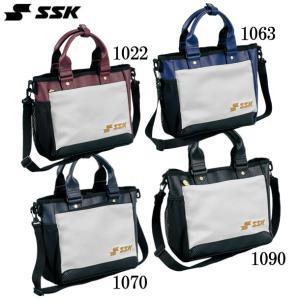 SSK ミニトートバッグ   保護者やマネージャーに ピッタリサイズのミニトートバック    ■素材...