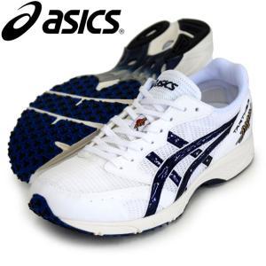 TARTHER JAPAN ASICS アシックスレーシングシューズRUNNING FOOTWEAR FAST/RACING18AW (1013A007-100)|pitsports