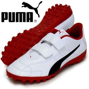 プーマ クラシコ C TT V JR PUMA プーマサッカースパイク JRターフ 18SS(104214-04)