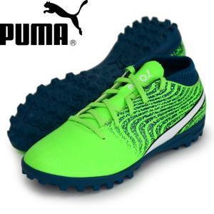 プーマ ワン 18.4 TT JR PUMA プーマ   ジュニア サッカートレーニングシューズ18SS (104562-03)