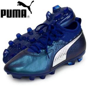 プーマ ワン 2 レザー HG PUMA プーマサッカースパイクシューズ18FW (104742-02) pitsports
