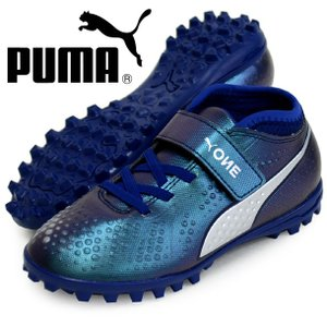 プーマ ワン 4 SYN TT V JR PUMA プーマ ジュニア サッカー トレーニングシューズ18FW (104786-02)
