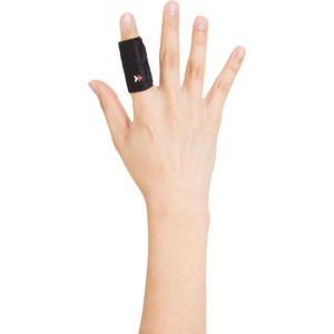 突き指後のサポートに。 伸縮性生地とウレタンフィルムを合わせることで、薄くてもしっかりと固定できます...
