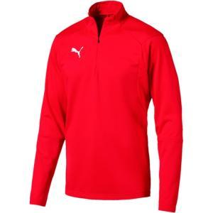 LIGA トレーニング 1/4 ジップトッフ  PUMA プーマ トレーニングシャツ (655877)