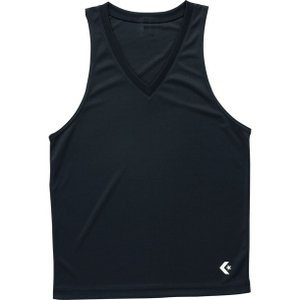 吸汗・速乾性に優れたインナーシャツ。 タンクトップ型。   '素材:ポリエステル100%(リバースメ...