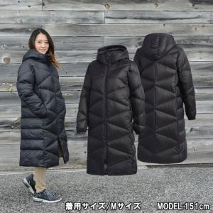 レディース  ロングダウンコート adidas アディダス● DOWN LONG COAT(eyu97-cz0628)