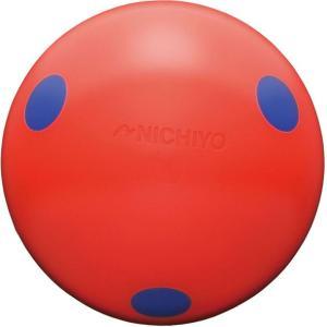 ストライクボール 【NICHIYO】ニチヨー Gゴルフキョウギボール (G90-RB)