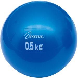 ソフトメディシンボール0.5KG トーエイライト ガッコウキキグッズソノタ (h7163)