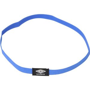 ヘアバンド  UMBRO アンブロ サッカーアクセサリーソノタ (ujs7807-blu)