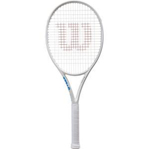 ULTRA 100 CV FRM WH/WH 2 wilson ウイルソン テニスラケット コウシキ (wr011011s2)