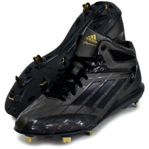 アディゼロ Blk 4 M adidas アディダス●野球スパイクシューズ15SS (D73896)