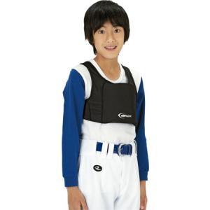 ジュニア胸部保護パッド 【ディファンク】 胸部保護パッド(D410)|pitsports