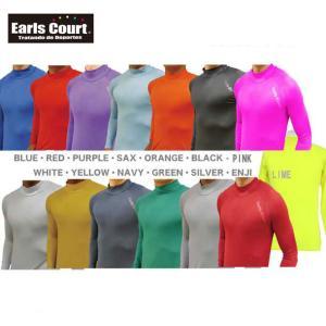 ハイネックロングインナーシャツ 長袖  Earls court アールズコート (ec-01)