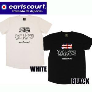 T/C BUS Tシャツ  Earls court アールズコート カジュアル Tシャツ18SS(EC-T006)|pitsports