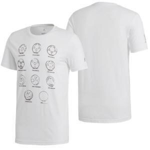 Road to Russia Tシャツ【adidas】アディダスサッカー ウェア Tシャツ18SS (EKK27-CW2092)