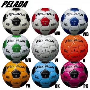ペレーダ4000 4号球 【molten】モルテン サッカーボール pf ボール (F4P4000)|pitsports