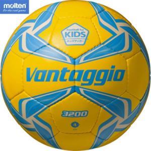 ヴァンタッジオソフト3200  molten サッカーボール4号球 15SS (F4V3200YC)|pitsports