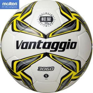 ヴァンタッジオ3050 軽量5号  molten サッカーボール5号球 15SS (F5V3060LY)|pitsports