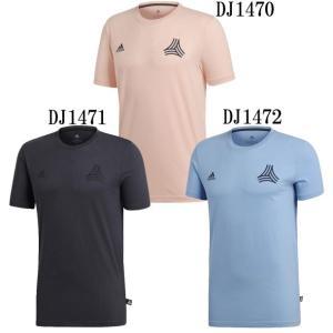 TANGO STREET ロゴAOP Tシャツ adidas アディダス サッカー Tシャツ18FW(FAP98)|pitsports