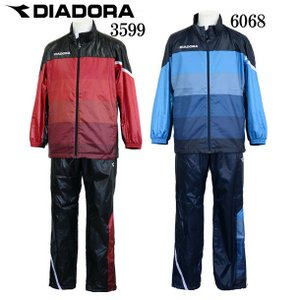 JR DDNA ウインドアップセット 【DIADORA】ディアドラ ● ジュニア サッカーウェア 上下セット (FJ6155)|pitsports