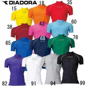 ハーフスリーブ インナーシャツ diadora ディアドラ  サッカーインナーシャツ(fp0306)|pitsports
