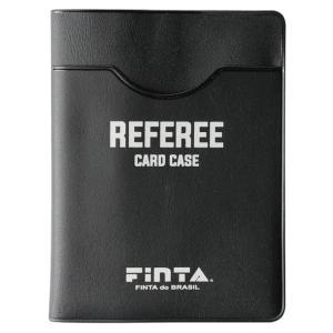レフリーカードケース  FINTA フィンタ サッカー フットサル  レフリー 審判用品 18FW(FT5165) pitsports