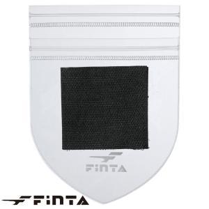 レフリーワッペンガード  FINTA フィンタ サッカー フットサル  レフリー 審判用品 18FW(FT5167) pitsports