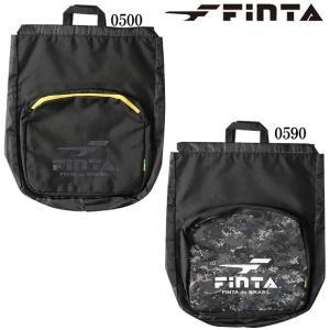 ナップザック FINTA フィンタサッカー フットサル バック18FW(FT8026)|pitsports