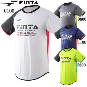 プラクティスシャツ  FINTA フィンタ サッカー フットサル プラシャツ 19SS(FT8102)|pitsports