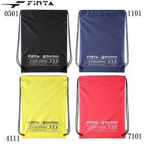 ランドリーバッグ(大) FINTA フィンタ サッカー フットサル バック 19SS(FT8122)|pitsports