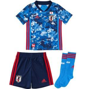 adidas サッカー日本代表  サッカー日本代表  2020 ホーム ユニフォーム ミニキット J...